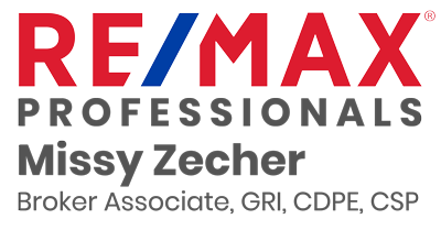 Missy Zecher- Remax Professionals